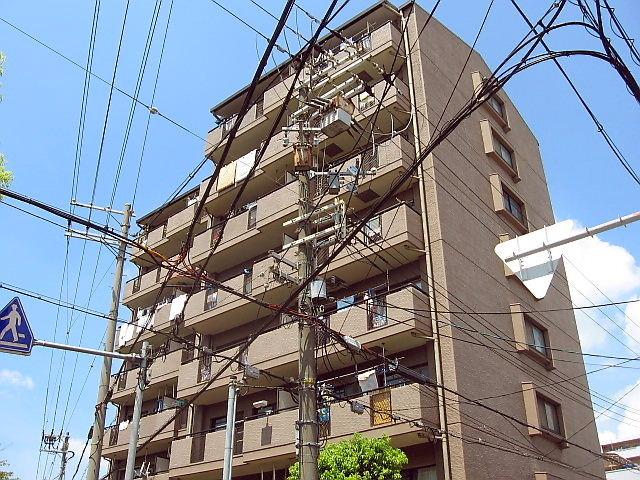 大阪府大阪市都島区、都島駅徒歩27分の築30年 8階建の賃貸マンション