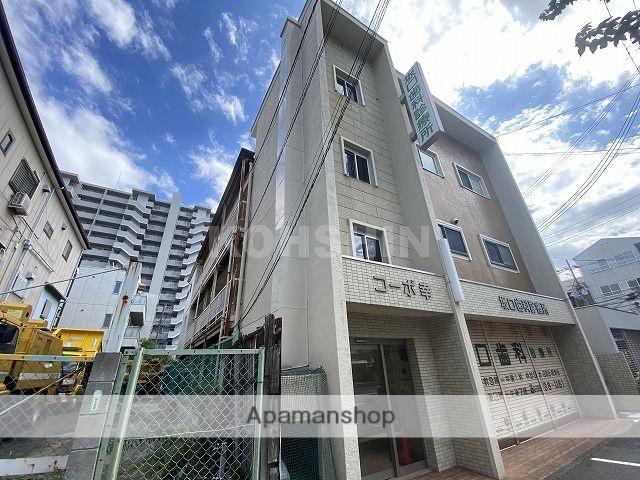 大阪府堺市堺区、堺駅徒歩6分の築46年 3階建の賃貸マンション
