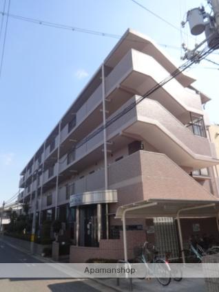 大阪府堺市堺区、浅香山駅徒歩15分の築18年 4階建の賃貸マンション