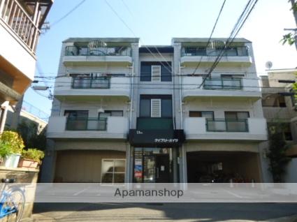 大阪府堺市堺区、堺東駅徒歩7分の築29年 4階建の賃貸マンション