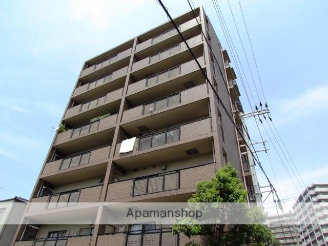大阪府大阪市西淀川区、御幣島駅徒歩20分の築17年 8階建の賃貸マンション
