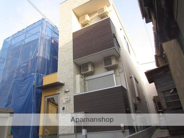 大阪府大阪市西淀川区、御幣島駅徒歩15分の築1年 2階建の賃貸アパート