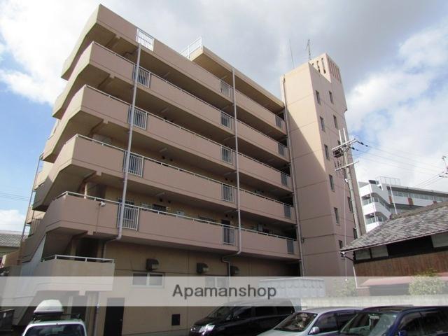 大阪府大阪市淀川区、塚本駅徒歩20分の築28年 6階建の賃貸マンション