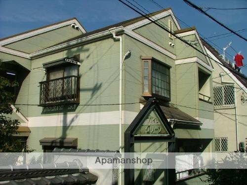 大阪府大阪市西淀川区、御幣島駅徒歩15分の築25年 2階建の賃貸アパート