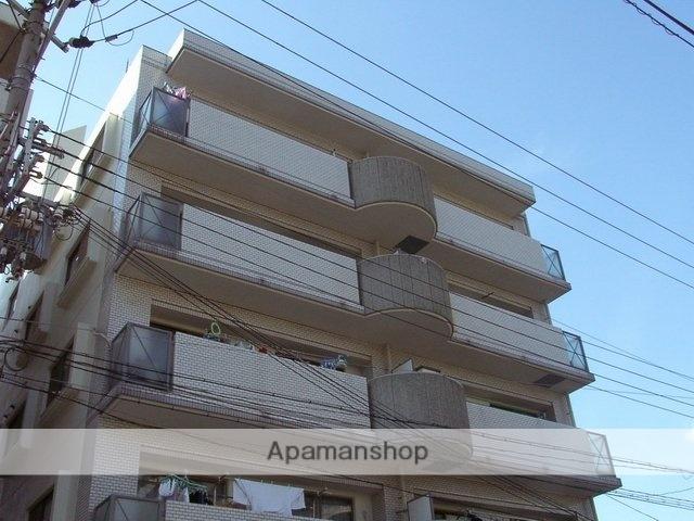 大阪府大阪市西淀川区、千船駅徒歩10分の築27年 5階建の賃貸マンション