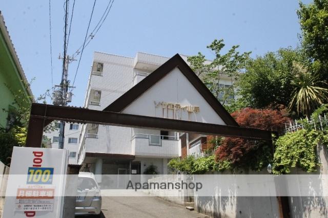 大阪府吹田市、関大前駅徒歩9分の築18年 4階建の賃貸マンション