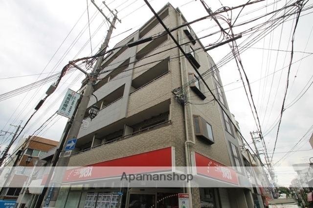 大阪府吹田市、千里山駅徒歩2分の築19年 5階建の賃貸マンション