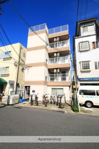 大阪府吹田市、千里山駅徒歩6分の築24年 4階建の賃貸マンション