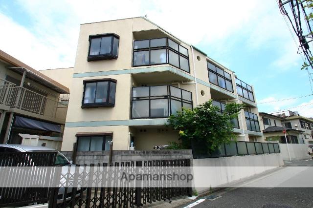 大阪府吹田市、関大前駅徒歩12分の築25年 3階建の賃貸マンション