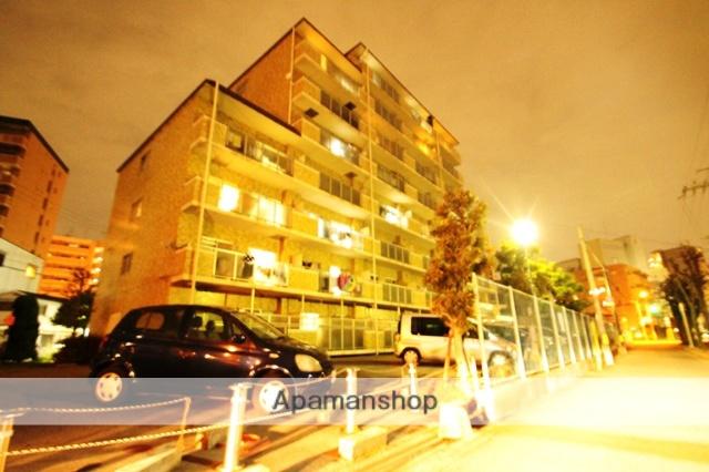 大阪府大阪市淀川区、十三駅徒歩15分の築28年 9階建の賃貸マンション