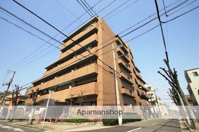 大阪府大阪市東淀川区、上新庄駅徒歩16分の築20年 6階建の賃貸マンション