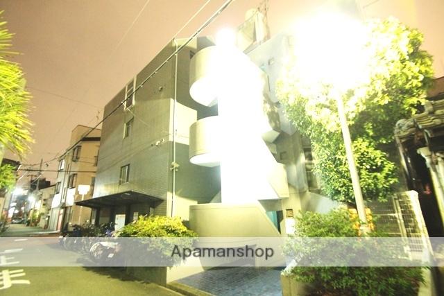 大阪府大阪市淀川区、十三駅徒歩10分の築38年 4階建の賃貸マンション