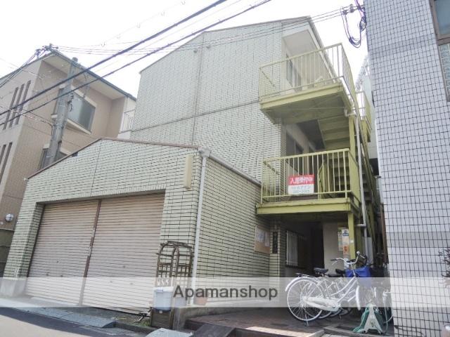 大阪府吹田市、関大前駅徒歩14分の築30年 3階建の賃貸マンション