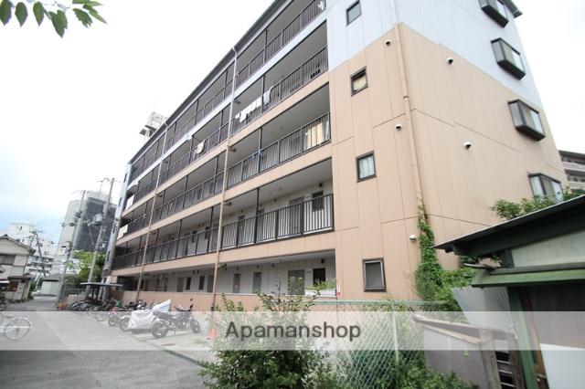 大阪府大阪市東淀川区、淡路駅徒歩10分の築23年 5階建の賃貸マンション