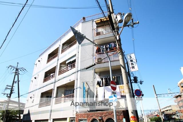 大阪府大阪市淀川区、十三駅徒歩16分の築36年 4階建の賃貸マンション