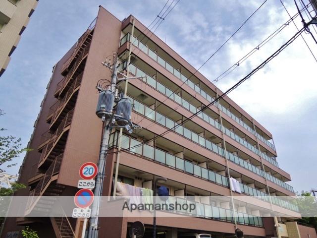 大阪府吹田市、豊津駅徒歩17分の築20年 9階建の賃貸マンション