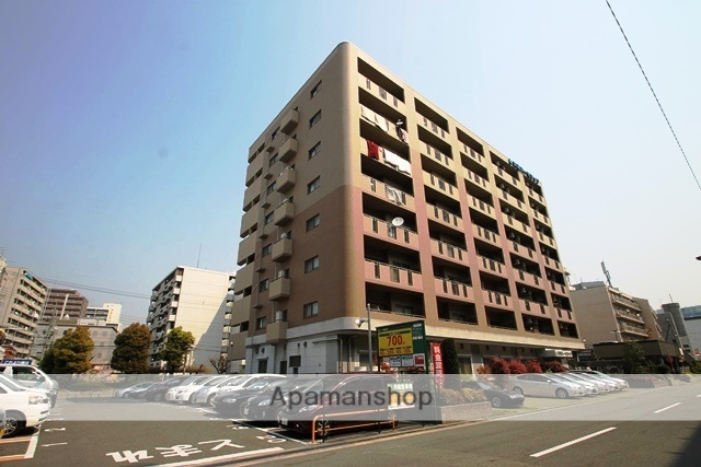 大阪府大阪市淀川区、三国駅徒歩15分の築8年 8階建の賃貸マンション
