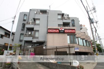 大阪府吹田市、南千里駅徒歩15分の築28年 4階建の賃貸マンション