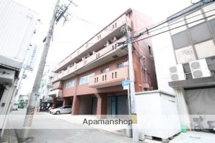 大阪府吹田市、江坂駅徒歩9分の築16年 4階建の賃貸マンション
