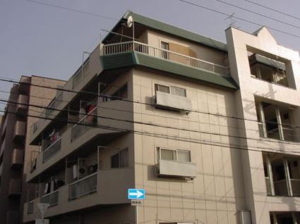 大阪府吹田市、豊津駅徒歩16分の築38年 4階建の賃貸マンション