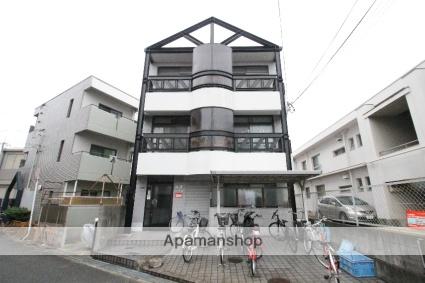 大阪府吹田市、関大前駅徒歩14分の築38年 4階建の賃貸マンション