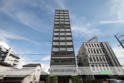 大阪府大阪市淀川区、十三駅徒歩13分の新築 15階建の賃貸マンション