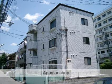 大阪府吹田市、南千里駅徒歩13分の築24年 3階建の賃貸マンション