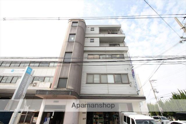 大阪府吹田市、東淀川駅徒歩25分の築32年 5階建の賃貸マンション