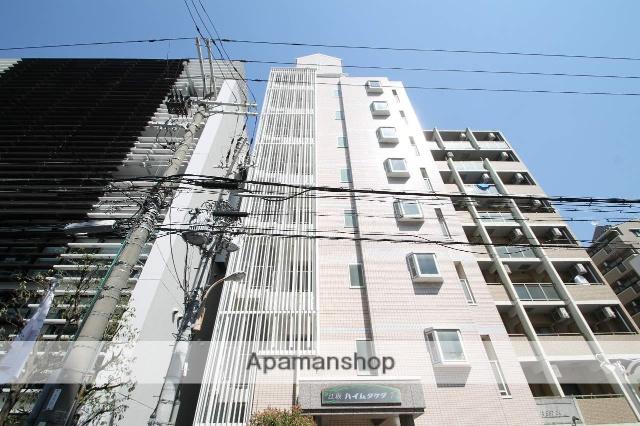 大阪府吹田市、関大前駅徒歩22分の築19年 9階建の賃貸マンション