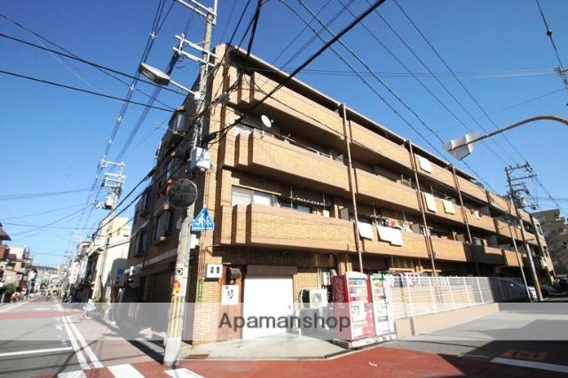 大阪府大阪市東淀川区、上新庄駅徒歩7分の築26年 4階建の賃貸マンション