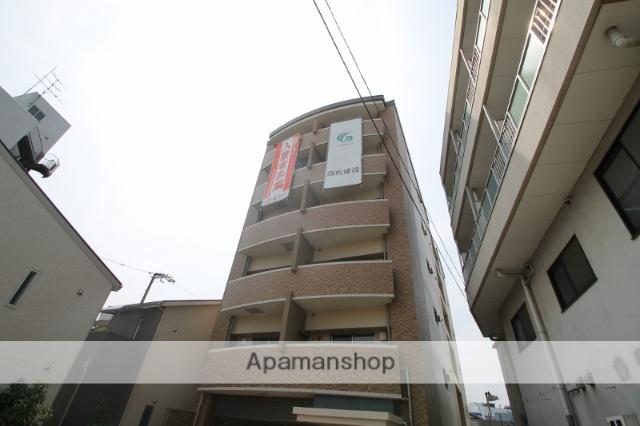 大阪府吹田市、吹田駅徒歩18分の築2年 6階建の賃貸マンション