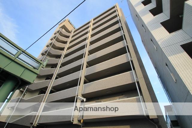 大阪府吹田市、吹田駅徒歩14分の築9年 10階建の賃貸マンション