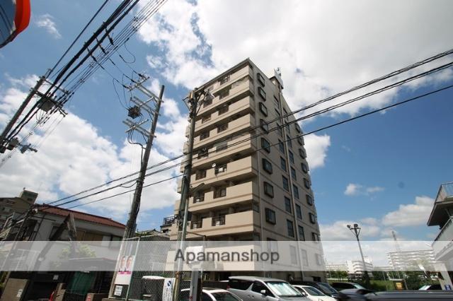 大阪府大阪市東淀川区、相川駅徒歩13分の築25年 10階建の賃貸マンション