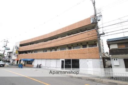 大阪府吹田市、吹田駅徒歩12分の築30年 3階建の賃貸マンション