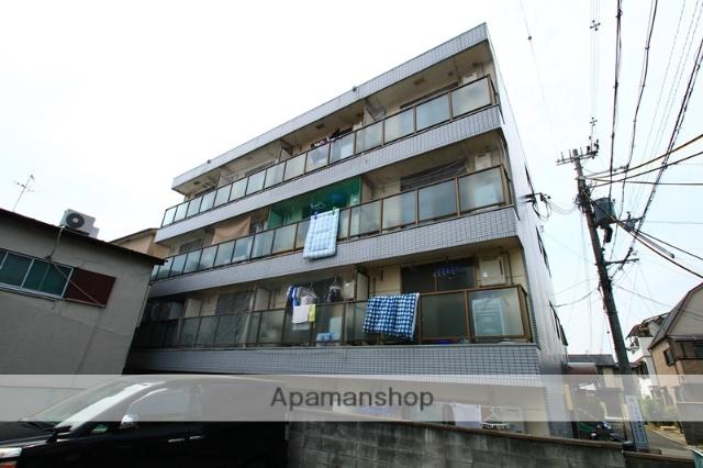 大阪府吹田市、吹田駅徒歩14分の築19年 4階建の賃貸マンション
