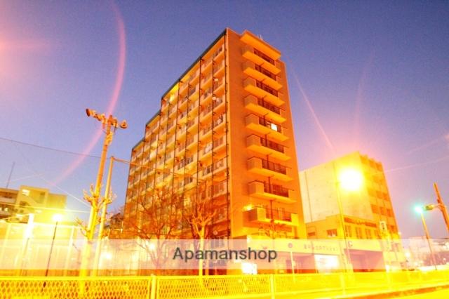 大阪府大阪市東淀川区、崇禅寺駅徒歩6分の築31年 11階建の賃貸マンション