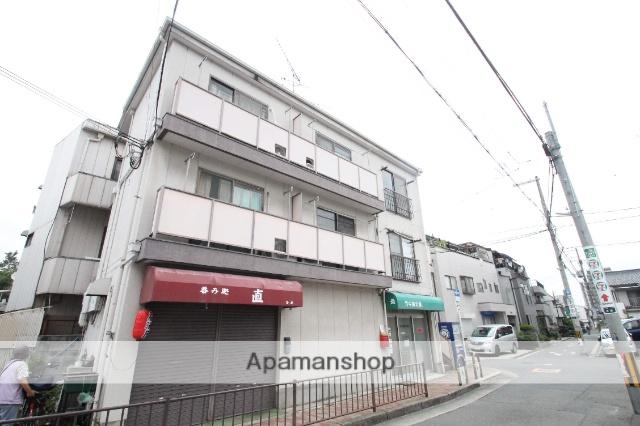 大阪府吹田市、豊津駅徒歩12分の築29年 3階建の賃貸マンション