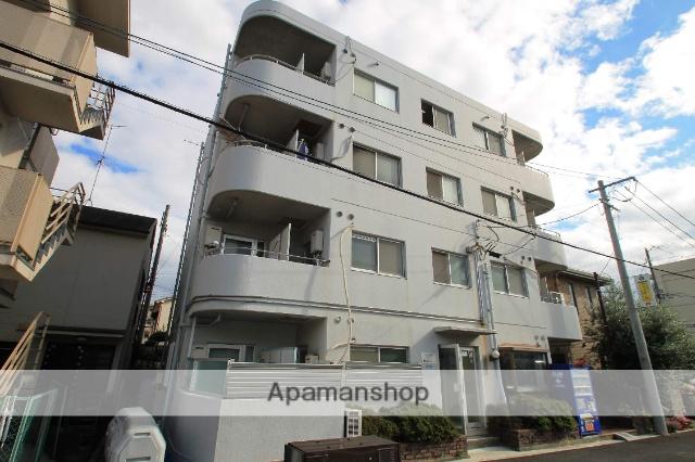 大阪府吹田市、吹田駅徒歩16分の築31年 4階建の賃貸マンション