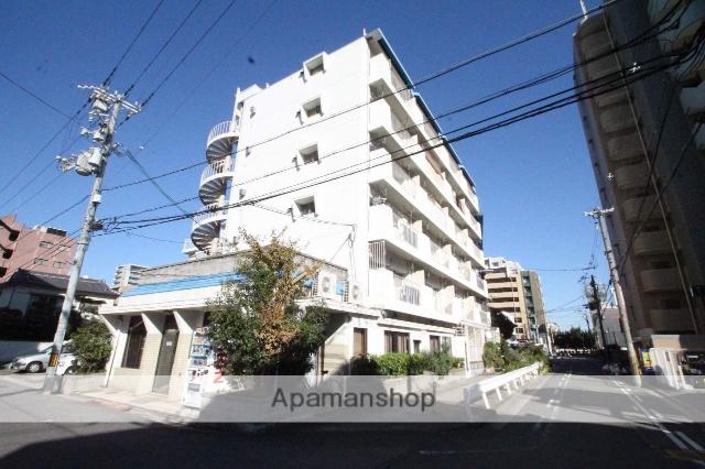 大阪府吹田市、豊津駅徒歩17分の築35年 6階建の賃貸マンション