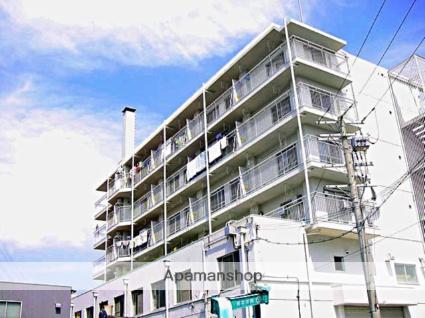 大阪府吹田市、豊津駅徒歩15分の築39年 6階建の賃貸マンション