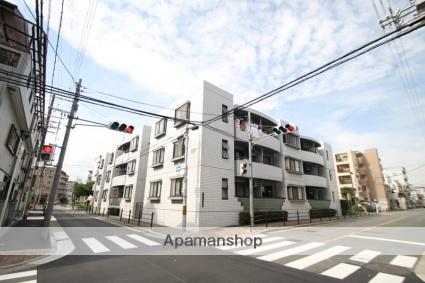 大阪府大阪市東淀川区、相川駅徒歩14分の築32年 3階建の賃貸マンション