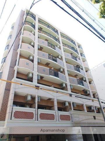 大阪府大阪市港区、朝潮橋駅徒歩14分の築2年 8階建の賃貸マンション