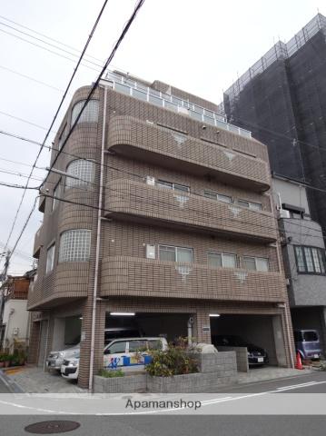 大阪府大阪市阿倍野区、美章園駅徒歩5分の築25年 6階建の賃貸マンション