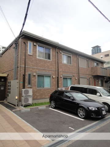 大阪府大阪市阿倍野区、大阪阿部野橋駅徒歩6分の築7年 2階建の賃貸アパート