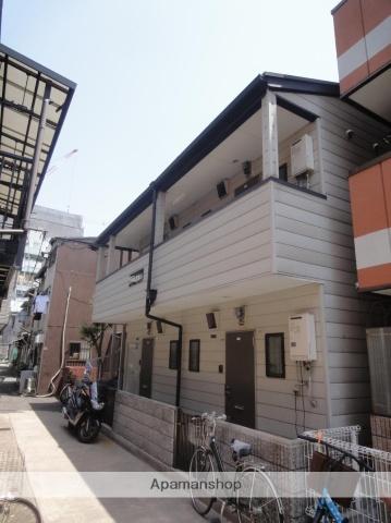 大阪府大阪市西成区、大阪阿部野橋駅徒歩7分の築16年 2階建の賃貸アパート