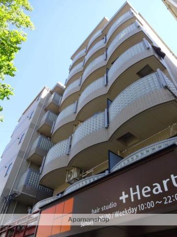 大阪府大阪市住吉区、長居駅徒歩5分の築21年 7階建の賃貸マンション