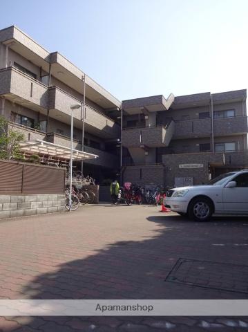 大阪府大阪市阿倍野区、昭和町駅徒歩13分の築20年 3階建の賃貸マンション