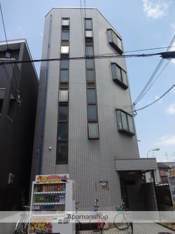 大阪府大阪市阿倍野区、昭和町駅徒歩14分の築26年 4階建の賃貸マンション