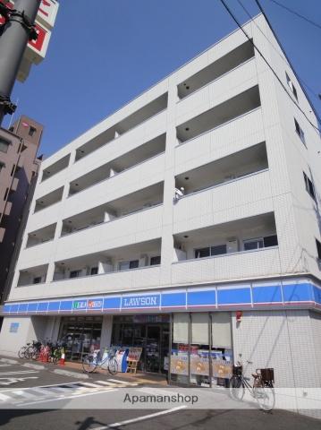 大阪府大阪市住之江区、住ノ江駅徒歩3分の築7年 5階建の賃貸マンション