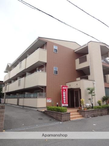 大阪府大阪市生野区、今里駅徒歩17分の築5年 3階建の賃貸マンション